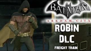 Batman: Arkham City - Robin DLC