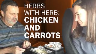 Cooking in a semi-truck: Herbs with Herb Ep. 1 12-Volt Portable Stove