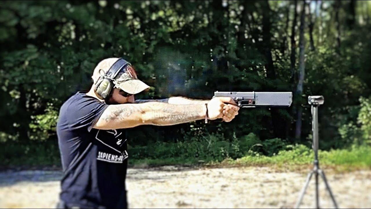 New INSANE Glock 5 Suppressor made in Austria