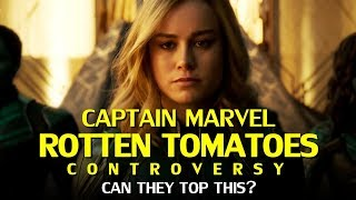 Captain Marvel - The Rotten Tomatoes Controversy