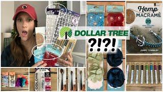 DOLLAR TREE HAUL | ITEMS FROM HOBBY LOBBY/MICHAELS SOLD @ DOLLAR TREE?!
