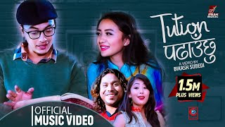 Paul Shah & Alisha Rai||Selfie 2||Tuition Padhauchhu||By Shankar Smile/Pooja sunuwar|New Nepali Song