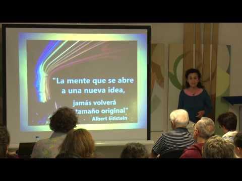 La realidad desde la Física Cuántica - Mª Victoria Fonseca. Escuela de Atención