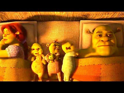 Shrek Se Dá Mal Com Os Seus Filhos E A Fiona   Shrek Para Sempre: O Capítulo Final (2010)