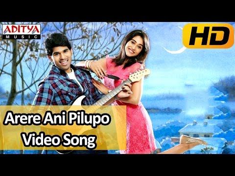 Arere Ani Pilupo Song - Kotha Janta Video Songs - Allu Sirish, Regina Cassandra