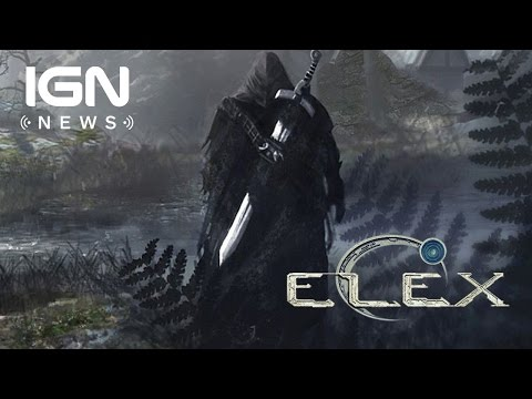 Nordic Games Reveals New Open-World RPG ELEX - IGN News