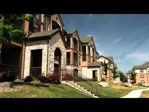 Boulder Creek Luxury Apartments in San Antonio, TX - YouTube
