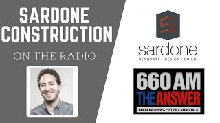 660AM The Answer Radio Interview | Sardone Construction