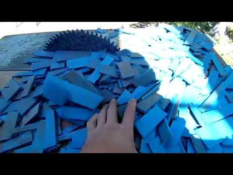 Перегоняем пластик.Пиролиз различного пластика (эксперимент №17)