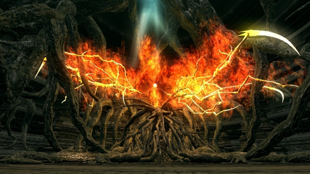 DARK SOULS (NG+,PS3) #79 Bed Of Chaos, Last Sorcery U0026 Pyromancy