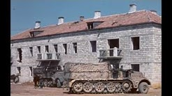 German WW2 Tank/Artillery/Truck Pictures in Color part IV