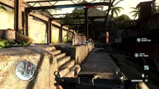 Far Cry 3 Multiplayer PC gameplay !