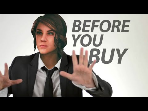 Control - Before You Buy
