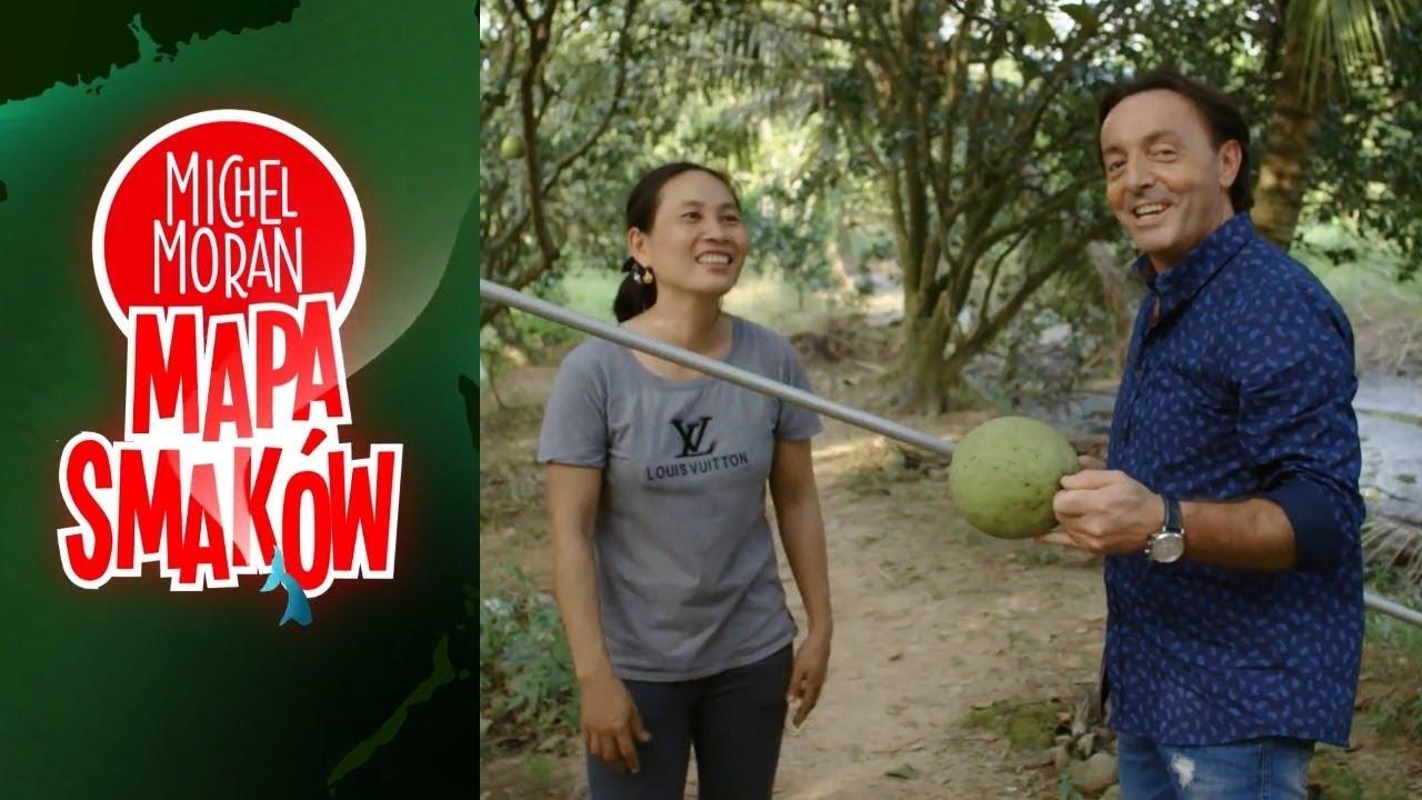 Michel Moran. Mapa smaków - #5: Wietnam - raj dla wegetarian