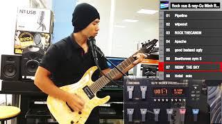 Demo bộ tiếng Rock xưa & nay Boss GT100   Cụ Minh Rock