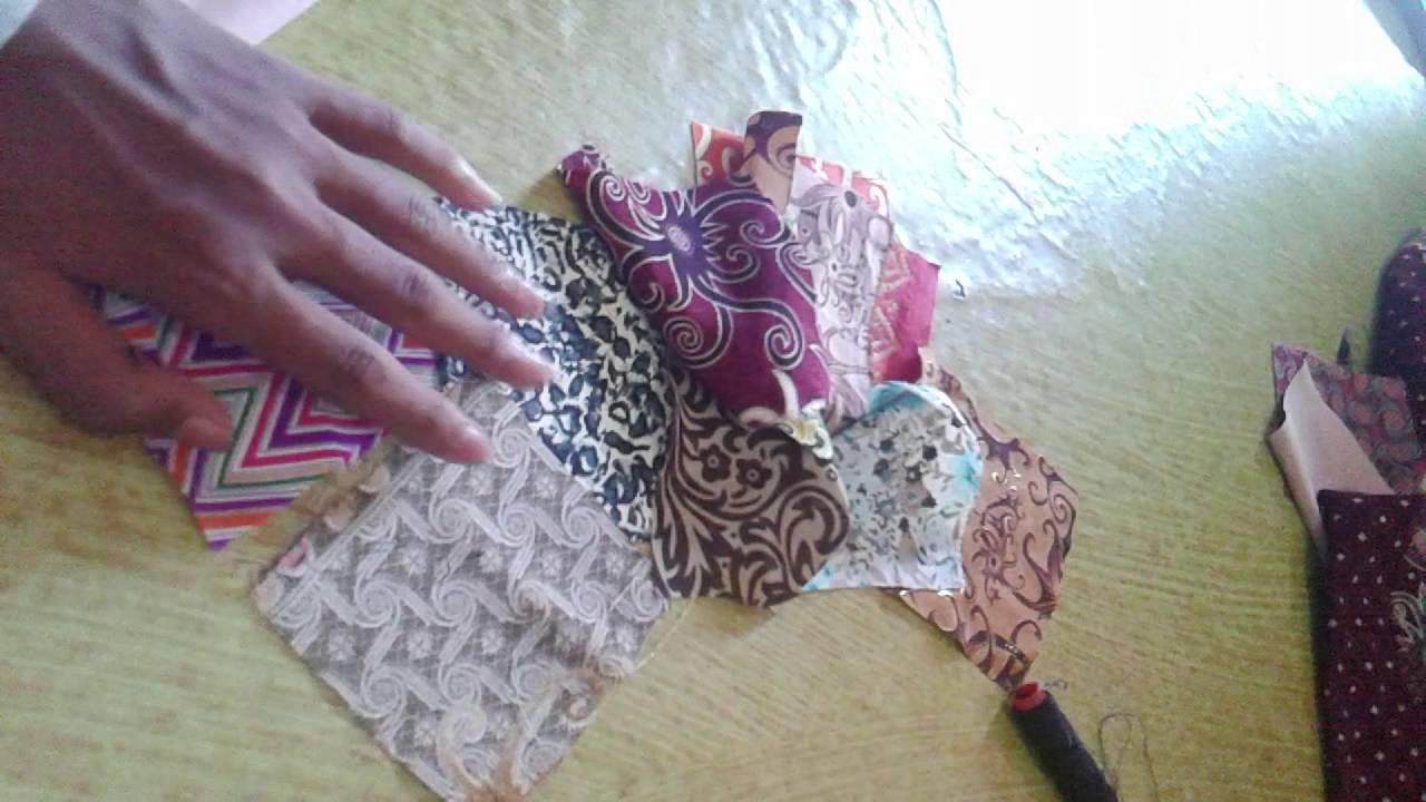 Tutorial Membuat Taplak Meja Dari Limbah Tekstil 4407a404fa