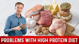 The Problems with the Atkins Diet (high protein)