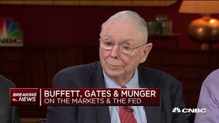 Charlie Munger: If the government prints too much money, it ends up like Venezuela