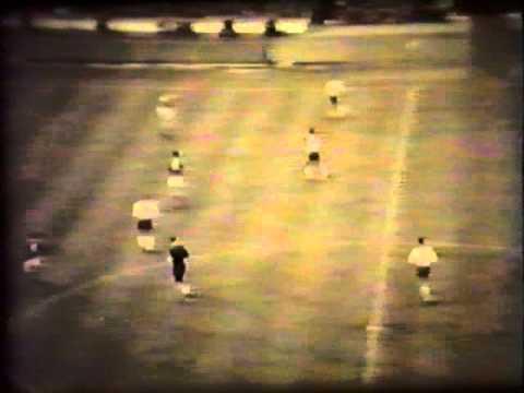 Centenary Football Association (FA) 1963 - England - Rest of the World XI - 2nd half
