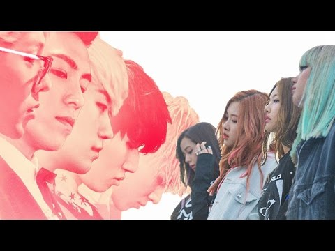 BLACKPINK / BIGBANG -  STAY / LOSER MASHUP