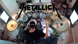 METALLICA- ONE- Drum Cover - (HD/HQ)