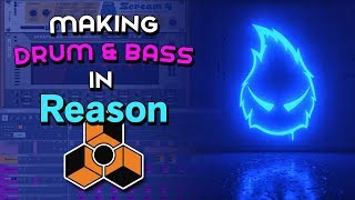 How To Make Drum & Bass in Reason 10
