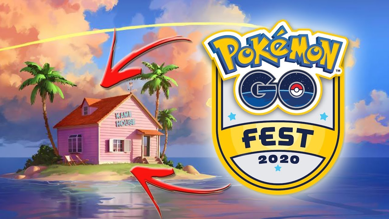 Evento con el NUEVO Pokémon GO Fest 2020 desde CASA a nivel ...