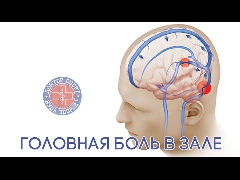 При чихании и кашле болит голова