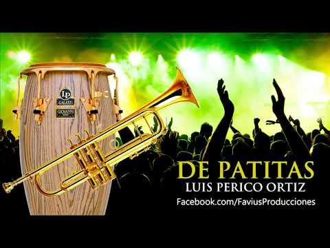 Pista Karaoke Demo: De patitas (Luis Perico Ortiz) - Favius Producciones