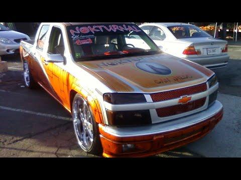 DUB Chevrolet Colorado Custom - YouTube