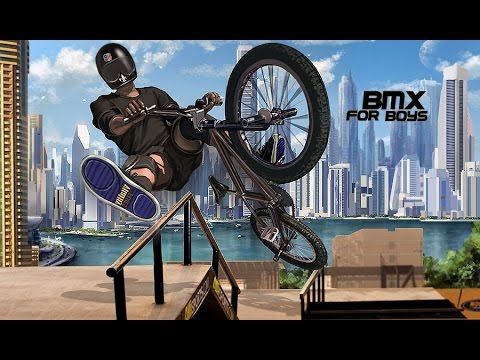 BMX For Boys: Game Trailer