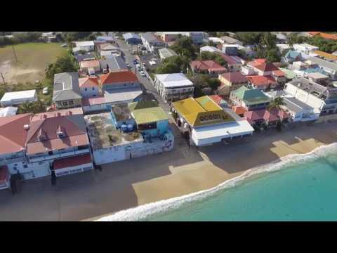 Grand Case beach, Saint Martin 2017
