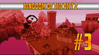 Kingdom of the Sky 2 [Part 3] | Minecraft Adventure Map gameplay