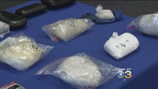 Pa. Attorney General: Authorities Seize More Than $2.6 Million In Heroin, Fentanyl During Drug Bust