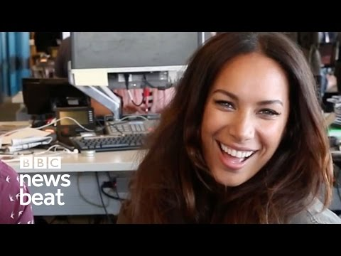 Leona Lewis: Sex or Chocolate?  |  BBC Newsbeat
