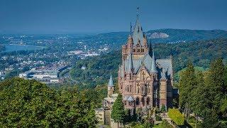 How To Vlog    Schloss Drachenburg    Germany    Travel    Europe