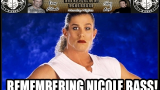 Remembering Nicole Bass |  Road To The Arnold Continues!