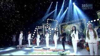 Video T-ara - Don't Leave [Perf] [Indo Sub] - 2012.07.08 download MP3, 3GP, MP4, WEBM, AVI, FLV Maret 2018