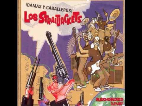 Los Straitjackets - Tailspin