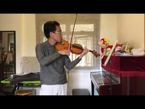 ABRSM Violin grade 7 2016-19 B1 Introduction and Polanaise