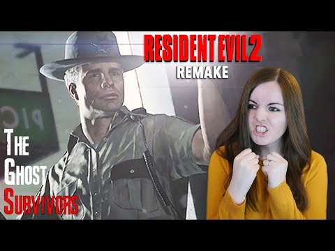 No Way Out | Resident Evil 2 Remake The Ghost Survivors Gameplay