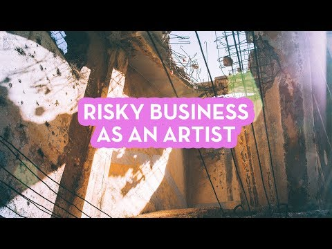 Living a Risky Life as an Artist in Lebanon | Elissa Boustani