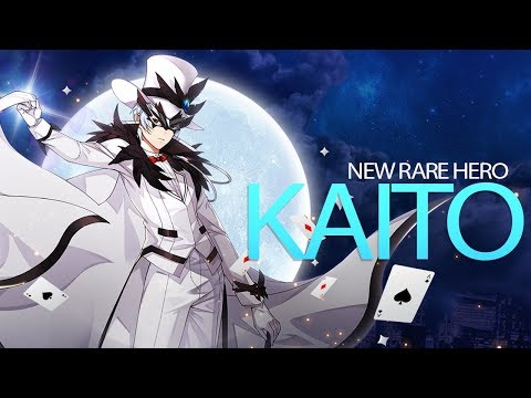 New Rare Hero: Kaito!