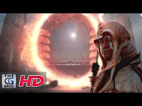"CGI Animated MoGraph: ""Elevation"" - by Mondlicht Studios 