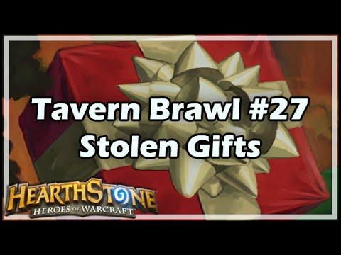 [Hearthstone] Tavern Brawl #27: Stolen Gifts