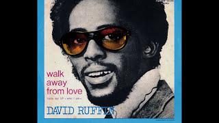 David Ruffin ~ Walk Away From Love 1975 Disco Purrfection Version