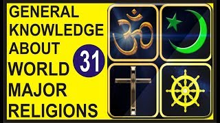 Worlds major religion | Different religions in the world | Worlds major religion answers & question