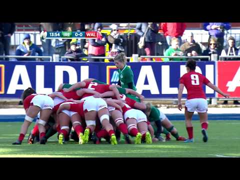 WATCH: Ireland Women v Wales Women | Women's Six Nations