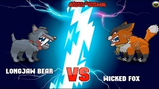 Start Mutant Fighting Cup 2 (Europe Cup 1) Longjaw Bear VS Wisked Fox Victory (Dog Part 1)