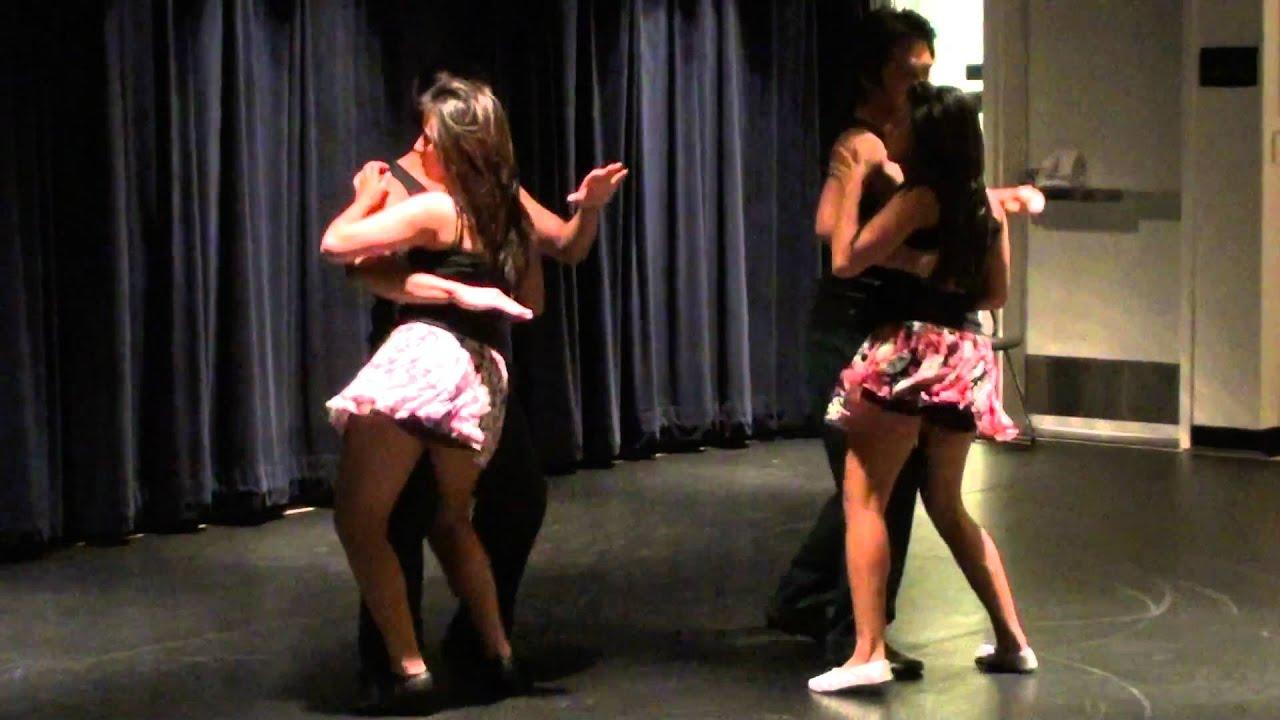 Эротического фалосского танца